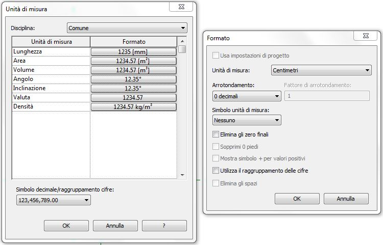 Everyday bim in pratica una porta parametrica in autodesk for Rft template